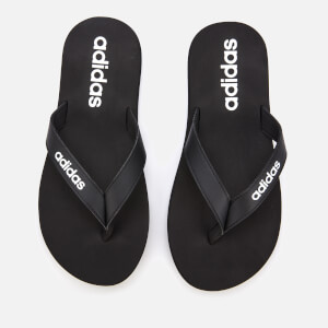 adidas Men's Eezay Flip Flops - Core Black