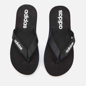 adidas Men's Eezay Flip Flops - Core Black