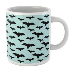 Blue Bat Mug