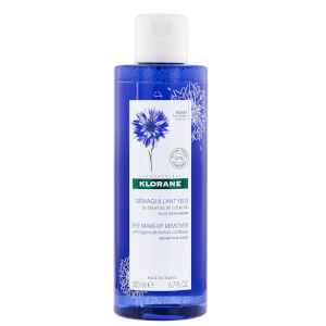 KLORANE Eye Make-Up Remover with Organically Farmed Cornflower 200ml