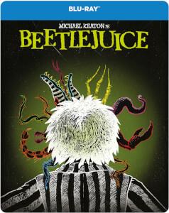 BeetleJuice - Steelbook