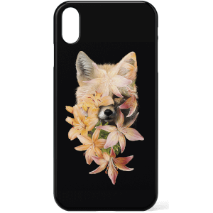 Foxy Flowers Phone Case for iPhone and Android