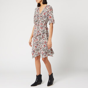 Isabel Marant Women's Arodie Dress - Red