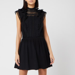 Isabel Marant Women's Ianelia Dress - Black