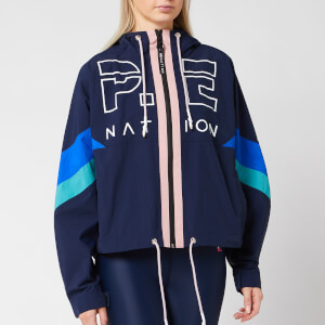 P.E Nation Women's Electric Eye Jacket - Navy Mid