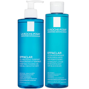 La Roche-Posay Blemish Prone Skin Cleansing Duo