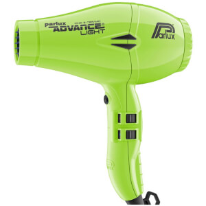 Parlux Advance Light Hair Dryer 2200W - Green