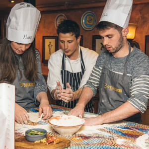 Pizza Making Class with Drink for Two at BungaTINI, Covent Garden
