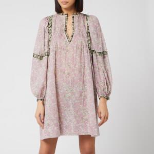Isabel Marant Étoile Women's Virginie Dress - Pink