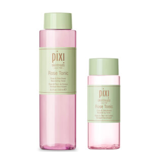 PIXI Rose Tonic Home and Away Duo Exclusive (Worth £28.00)