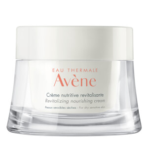 Avène Les Essentiels Revitalizing Nourishing Cream Moisturiser for Dry, Sensitive Skin 50ml