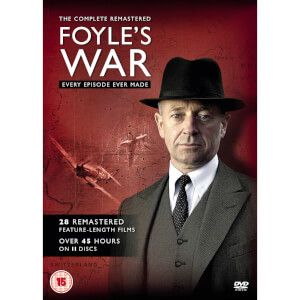 Foyle's War Complete Collection - Remastered