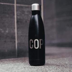 COPA90 Everyday Laser Engraved Bottle - Black - 75cl