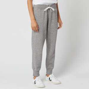 Polo Ralph Lauren Women's Lightweight Sweatpants - Dark Vintage Heather