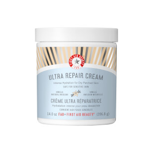First Aid Beauty Ultra Repair Cream Vanilla 396.8g Worth £64