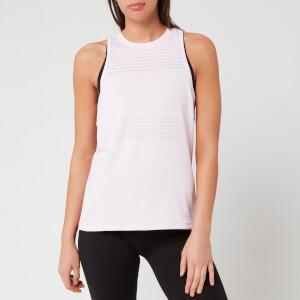Reebok Women's Mesh Tank Top - Pixel Pink