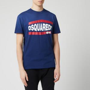 Dsquared2 Men's 1964 Logo T-Shirt - Blue
