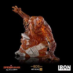 Statuette Deluxe Homme de métal à l'échelle 1/10 BDS Art Scale Spider-Man : Far From Home - Iron Studios