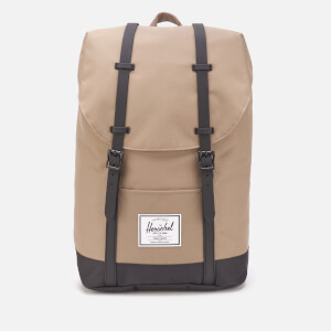 Herschel Supply Co. Men's Retreat Back Pack - Pine Bark/Black