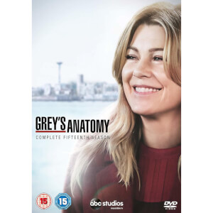 Grey's Anatomy Season 15 Boxset
