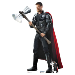 Marvel Thor Avengers Endgame (Chris Hemsworth) Life Size Cut-Out