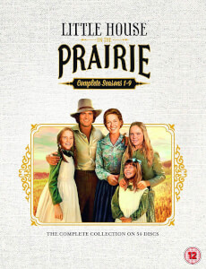 Little House on the Prairie - Series 1-9 Complete Boxset