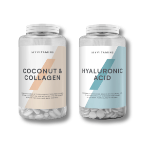Coconut and Collagen & Hyaluronic Acid Bundle