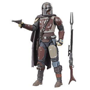 Hasbro Star Wars The Mandalorian The Black Series Mandalorian 6 Inch Action Figure