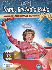 Mrs Brown's Boys 2018 Christmas Boxset