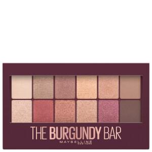 Maybelline Burgundy Bar Eye Shadow Palette 9.6g