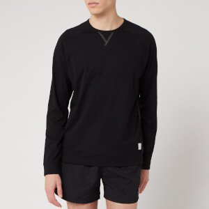 PS Paul Smith Men's Long Sleeve Top - Black