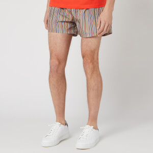 PS Paul Smith Men's Multistripe Shorts - Multi