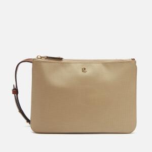 Lauren Ralph Lauren Women's Chadwick Medium Cross Body Bag - Beige