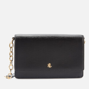 Lauren Ralph Lauren Women's Winston Medium 19 Cross Body Bag - Black
