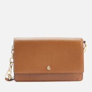 Lauren Ralph Lauren Women's Winston Medium 19 Cross Body Bag - Lauren Tan