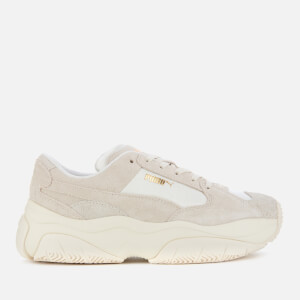 Puma Women's Storm.Y Soft Trainers - Marshmallow