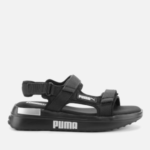 Puma Women's Future Rider Sandals - Puma Black/Puma White