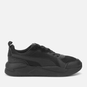 Puma Men's X-Ray Trainers - Puma Black/Dark Shadow