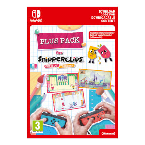 Snipperclips – Cut it out, together! - Plus Pack DLC - Digital Download