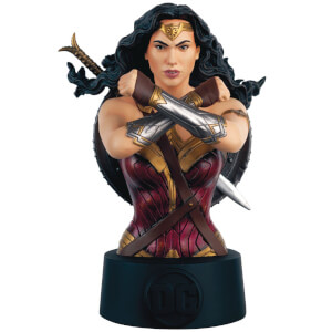 Buste Wonder Woman - DC Comics Eaglemoss