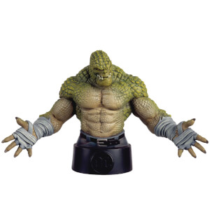 Buste Killer Croc - DC Comics Eaglemoss