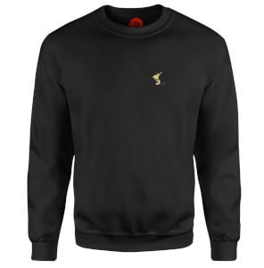 From Norwich, With Love - Black Sweatshirt - Black