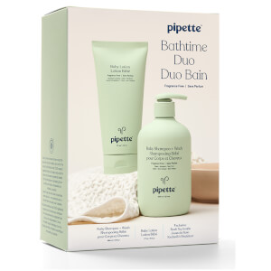 Pipette Bathtime Duo 18 fl oz. (Worth $26.00)