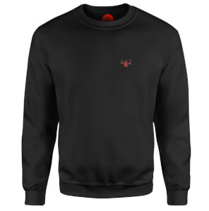 Six Times - Black Sweatshirt - Black