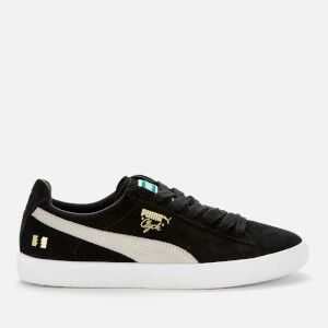 Puma X The Hundreds Men's Clyde Trainers - Black