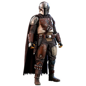 Hot Toys Star Wars The Mandalorian Action Figure 1/6 The Mandalorian 30cm