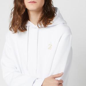 Nintendo Zelda Unisex Embroidered Hoodie - White