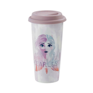 Funko Homeware Disney Frozen 2 Elsa Fearless Travel Mug