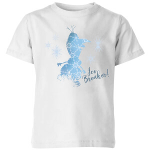Frozen 2 Ice Breaker Kids' T-Shirt - White
