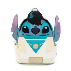 Loungefly Disney Lilo and Stitch Elvis Stitch Mini Backpack